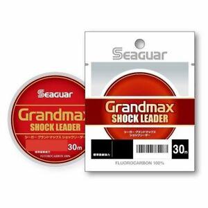 Kureha Seaguar Grand Max Shock Leader 30m 12.5lb 2.5