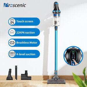 Proscenic Cordless Vacuum Cleaner Handheld P10 Floor Carpet Stick Auto Car Sweep