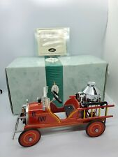 Hallmark 1999 Kiddie Car Classics 1924 Toledo Fire Engine #6