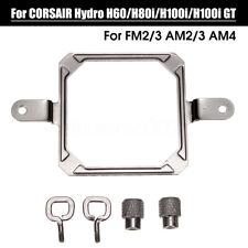 FM AM2/3 AM4 Cooler Mount Bracket Kit For CORSAIR Hydro H60 H80i H100i H100i GT