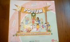 PODIUM ATHLETICS BOARD GAME INVICTA PLAYBREAK COMPLETE BOXED 2006