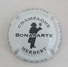 capsule champagne HERBERT didier n°83a blanc et noir