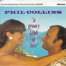 PHIL COLLINS A Groovy Kind Of Love / Big Noise (Instrumental) 45