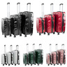 """28"""", ABS Hard Shell Check in Hold Luggage Sports Equipment Suitcase Bag"""