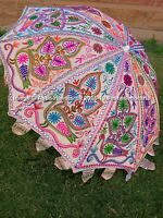 Traditional Indian Theme Wedding Decorative Large Umbrella Lawn Garden Parasols