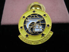 U.S. AIR FORCE 70th AERIAL SUPPORT SQUADRON (AIR FORCE RESERVE CMD)  HAT PIN