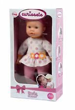 Interaktive Babypuppe Mädchen 45 cm mehrfarbig