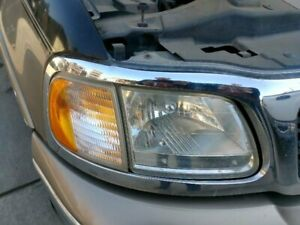 2003 Ford F-150 - Grille Front - 3L3Z8200AD - (Heritage Package) Chrome