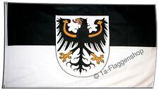 Prusia oriental hissflagge ostpreußische banderas banderas 90x150cm
