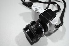 Tokina RMC 28mm F2.8 lens mount objektiv lente Minolta M/MD mount wide angle