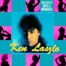 CD Ken Laszlo Greatest Hits and Remixes  CDs