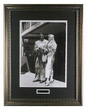 LE 115/500 Giclee Print of Marilyn Monroe & Joe DiMaggio on Honeymoon Signed
