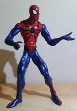 VINTAGE 2002 SPIDER-MAN 6in. ACTION FIGURE BY TOYBIZ FOR MARVEL
