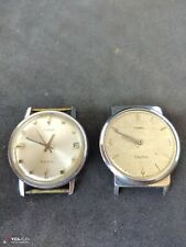 Timex Electric vintage watches lot