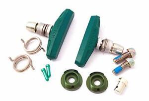 Dia-Compe Diatech Hombre  Fiesta Pack bmx Brake Upgrade Kit FIESTA GREEN