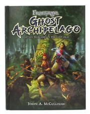 Frostgrave Ghost Archipelago Fantasy Wargames in the Lost Isles Main Book Osprey