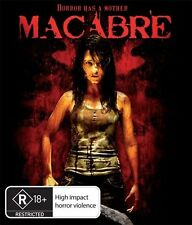 Macabre (Blu-ray, 2013) Brand New & Sealed