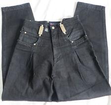 Paco jeans pants black denim mens size 29 X 33