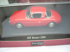 DIE CAST DKW MONZA 1956 RED STARLINE SCALA 143