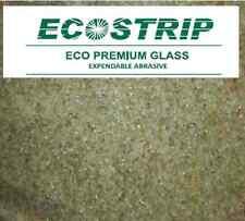 Vetro graniglia ECOSTRIP INTER 0,5-1,0 mm (eginter) blastcleaning metallo 25KGS