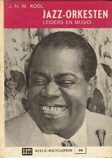 ARTI BEELD-ENCYCLOPEDIE 46 - JAZZ-ORKESTEN  - J.H.W. Kool (ca. 1960)