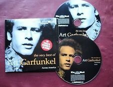 Art Garfunkel Across America Mail on Sunday CD x 2