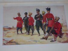 RAJPUTANA INFANTRY (Rajput Regiments) - Print 1915