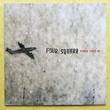 Four Square - Please Don't Go / Office Space (Demo) - Card Sleeve - Promo CD
