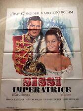 Affiche Sissi Impératrice  (EO1956) Die Junge Kaiserin