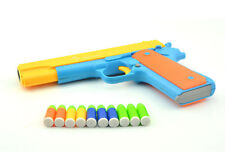 Toy Gun - Brand New Realistic 1:1 Scale Colt 1911 Rubber Bullet