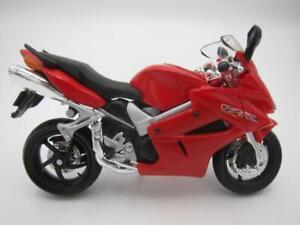 Honda VFR diecast model toy motorcycle Red Sportbike Touring Maisto No box N M