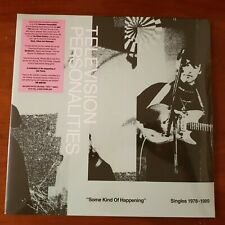 TELEVISION PERSONALITIES ' SOME KIND OF HAPPENING 1978 - 1989  ' LP    RSD 2019