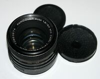 NICE! MC Carl Zeiss Jena Pancolar 1.8/50 M42 screw mount lens