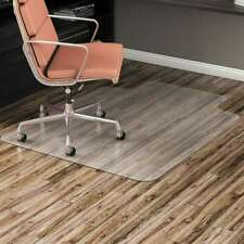 """Alera® Non-Studded Chair Mat for Hard Floor, 45"""" x 53"""", with Lip, 042167200848"""
