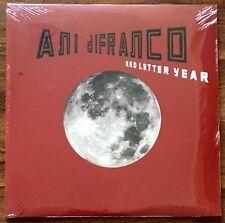 Ani Difranco - Red Letter Year LP [Vinyl New] Double LP Gatefold
