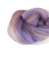 Sorbet Pastels 10g Mix Of Merino Tops Felting Fibre Arts Spinning