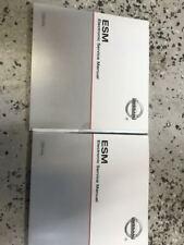 2013 Nissan ALTIMA SEDAN Service Repair Shop Workshop Manual Set W EWD CD OEM