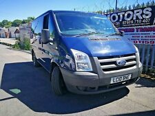 2010 Ford Transit 2.2 TDCI T260 115PS FWD SWB Blue 130k Aircon Electric Windows