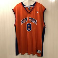 038278533 New York Knicks Latrell Sprewell Jersey Vintage Champion Size 2XL Men s  Rare 90s