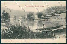 Firenze Fiesole Compiobbi cartolina QQ2309