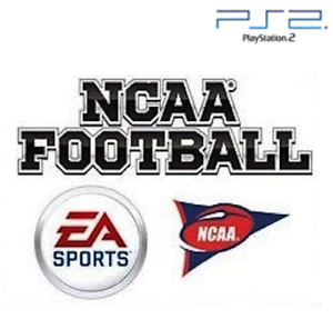 NCAA Football 03 04 05 06 07 08 09 10 11 Real Name Update PlayStation 2 PS2 Mod