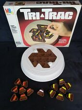 Milton Bradley #4015 Tri-Trac Game 1980 - Complete in Box
