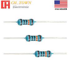 100pcs 110 ohm resistor Metal Film Resistors 1/% Tolerance