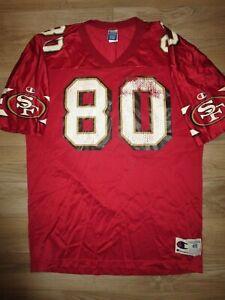 Jerry Rice 1994 San Francisco 49ers NFL Football Jersey 48
