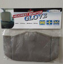 Myron Davis Headrest Monitor Glove Cover Tan