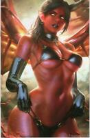 Red Sonja Age Of Chaos #4 Chew Variant Rare Dealer Virgin Cover!
