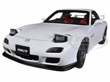 MAZDA RX-7(FD) SPIRIT R TYPE A PURE WHITE 1/18 BY AUTOART 75989