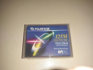 1 Fujifilm Dds 3 Données Cartouche 4mm Bande