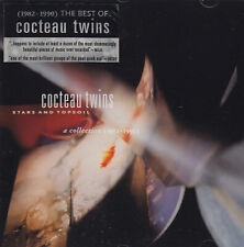 The Best Of COCTEAU TWINS - CD - STARS AND TOPSOIL - a collection ( 1982-1990 )