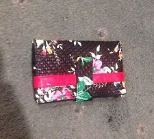 Floral Clutch Wallets for Women